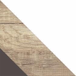 biały + country grey + dąb bagienny